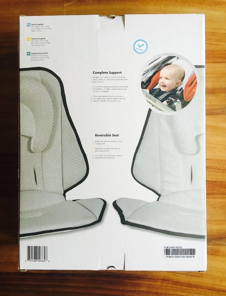 **BRAND NEW** UPPAbaby Infant SnugSeat