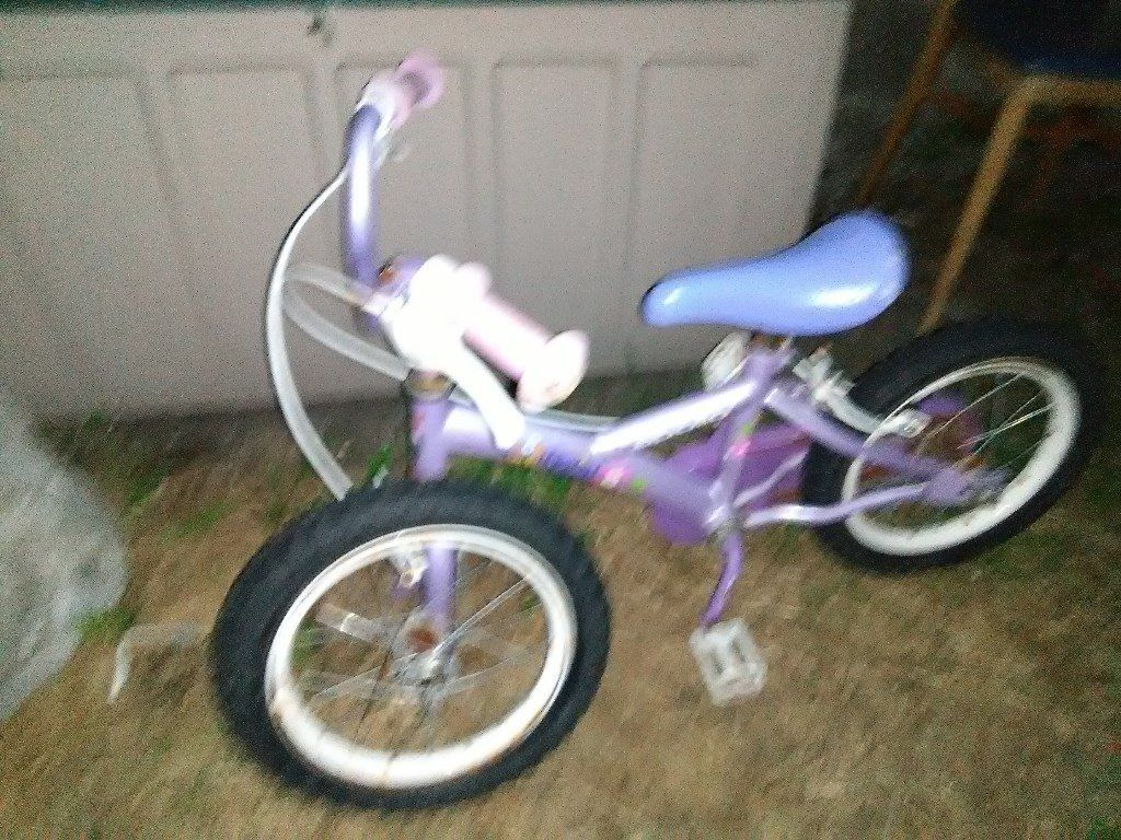 Children's bike 4-5 year old
