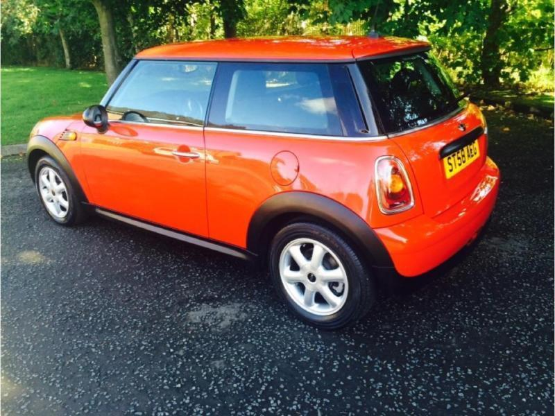 2008 MINI Hatch 1.4 One 3dr