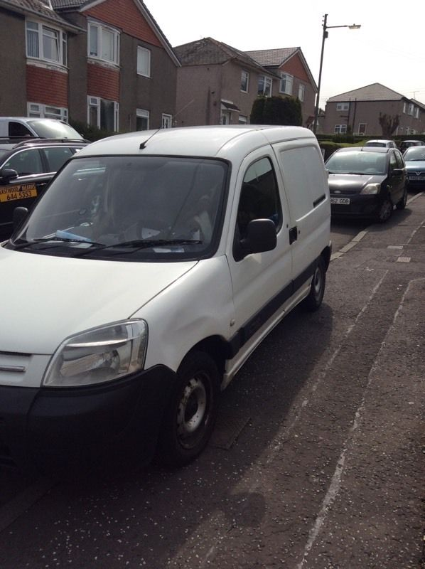 citroen berlingo van 54000 1 year mot