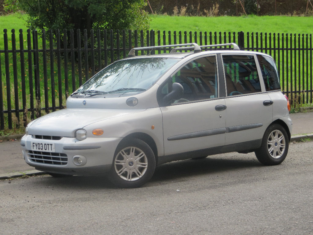OPEN TO OFFERS ON THIS HIGH SPEC MULTIPLA MOT JUNE 17