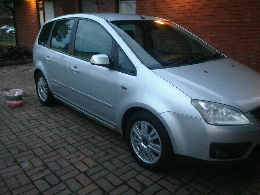 Ford focus C-max ghia 1.8 manual