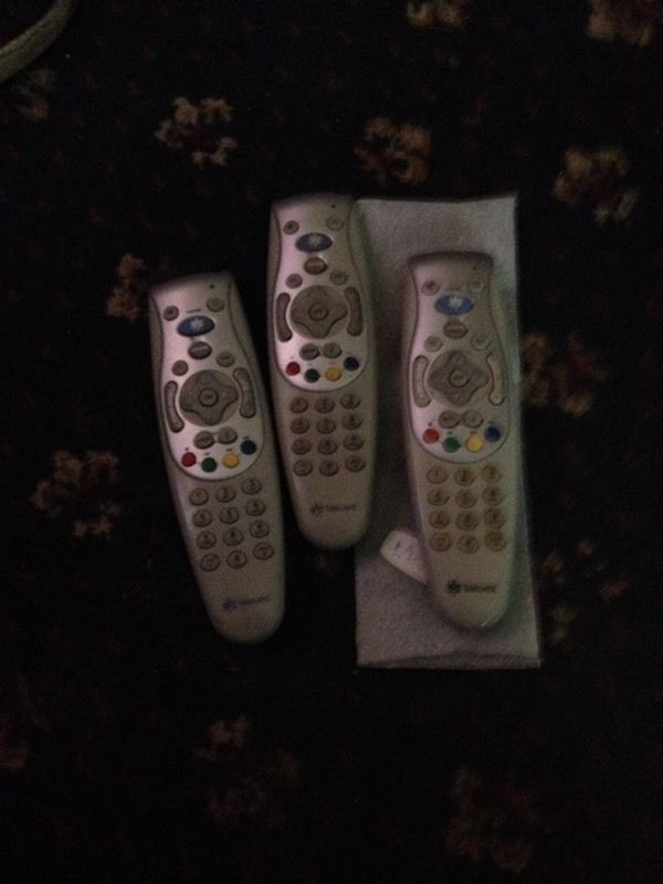 Tv controllers