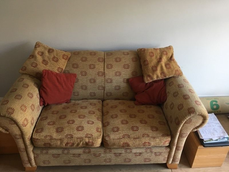 2 x 2seater sofa for sale