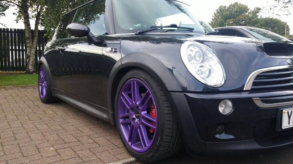 56 MINI COOPER JCW SUPERCHARGED