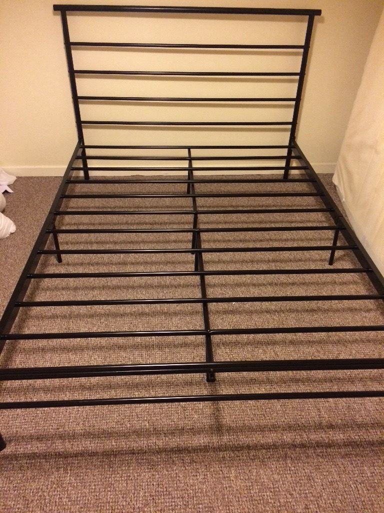 Double bedframe. Only 8 weeks old!