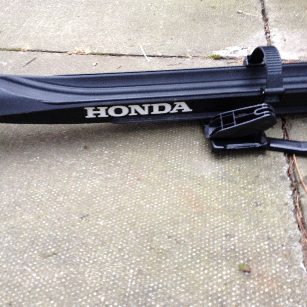 genuine Honda Bike Racks
