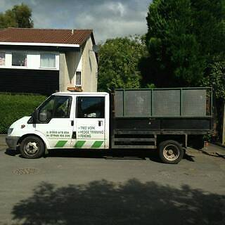 Ford transit tipper 2002