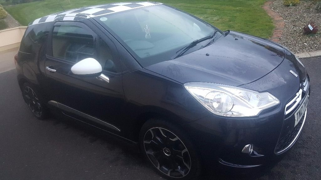 Citroën DS3 DSTYLE E-HDI 1.6 DIESEL