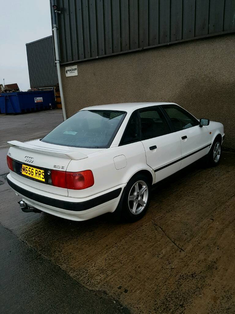 Audi 80 1995 Full years mot