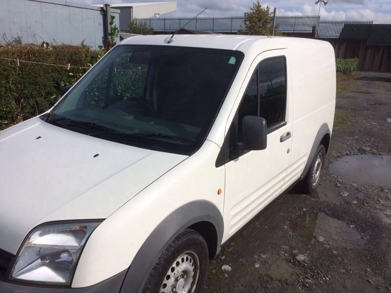 06 Ford Transit Connect TDDI Full Mot
