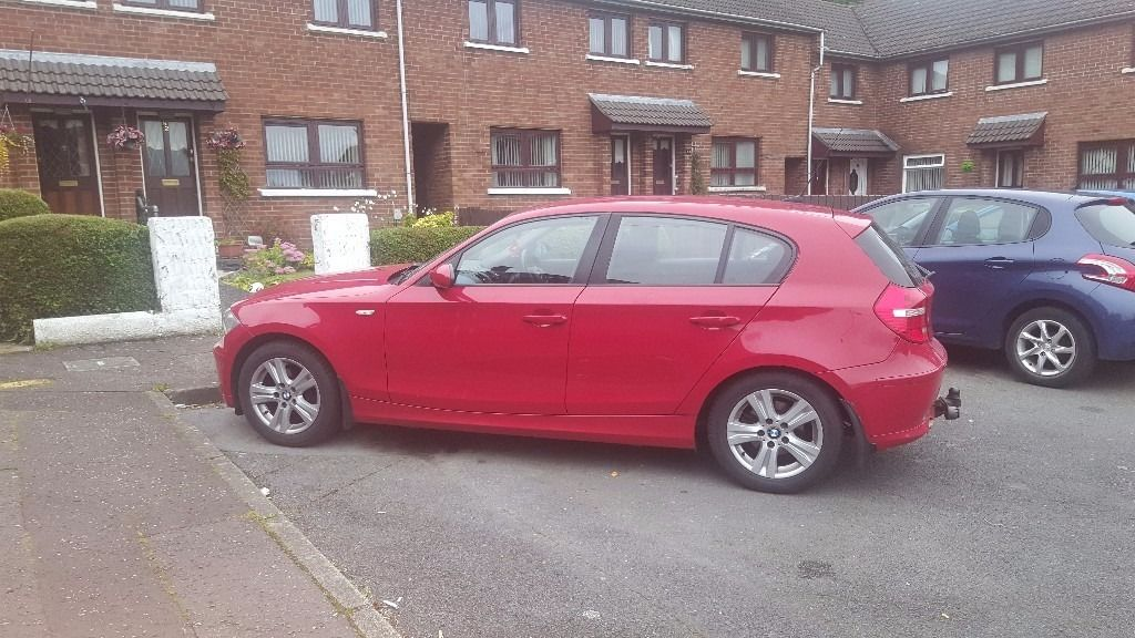 2007 BMW 1 Series 1.6 5dr