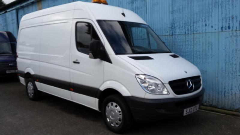 2012 Mercedes-Benz Sprinter 2.1TD 313CDI MWB ONLY 73000 MILES FROM NEW,cars,