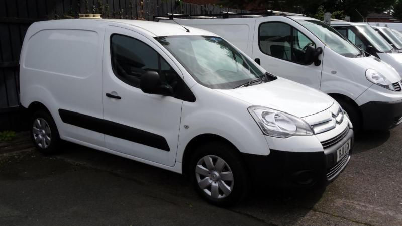 Citroen Berlingo 1.6HDi ( 90 BHP) L1 850 LX,Three Front Seats,Air Con,Cars,