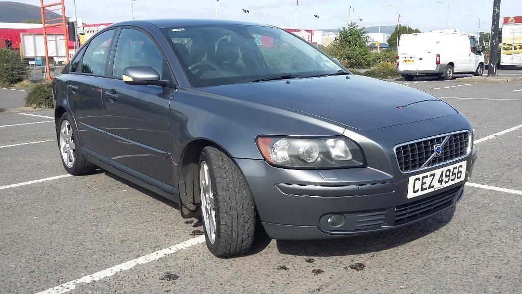 Volvo S40 2005 Petrol 1.8l, Grey, 5 gear manual, ONLY 93,000 miles
