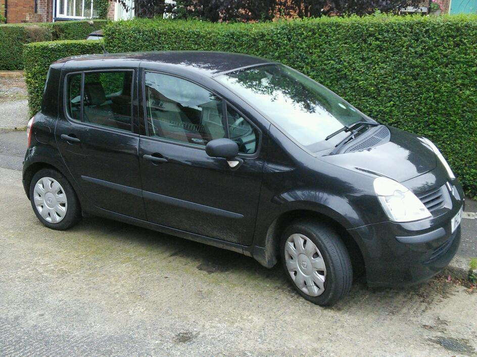 2006 Renault Modus Expression