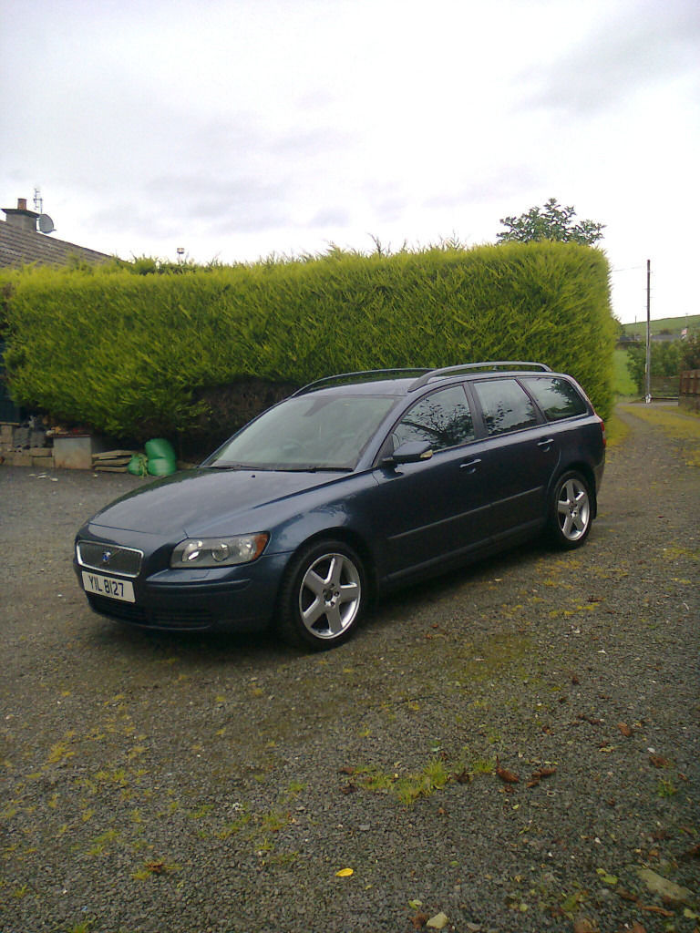 Volvo V50 Estate