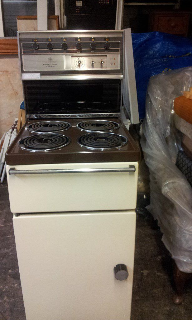 Belling Compact Electric Cooker VERY SLIM