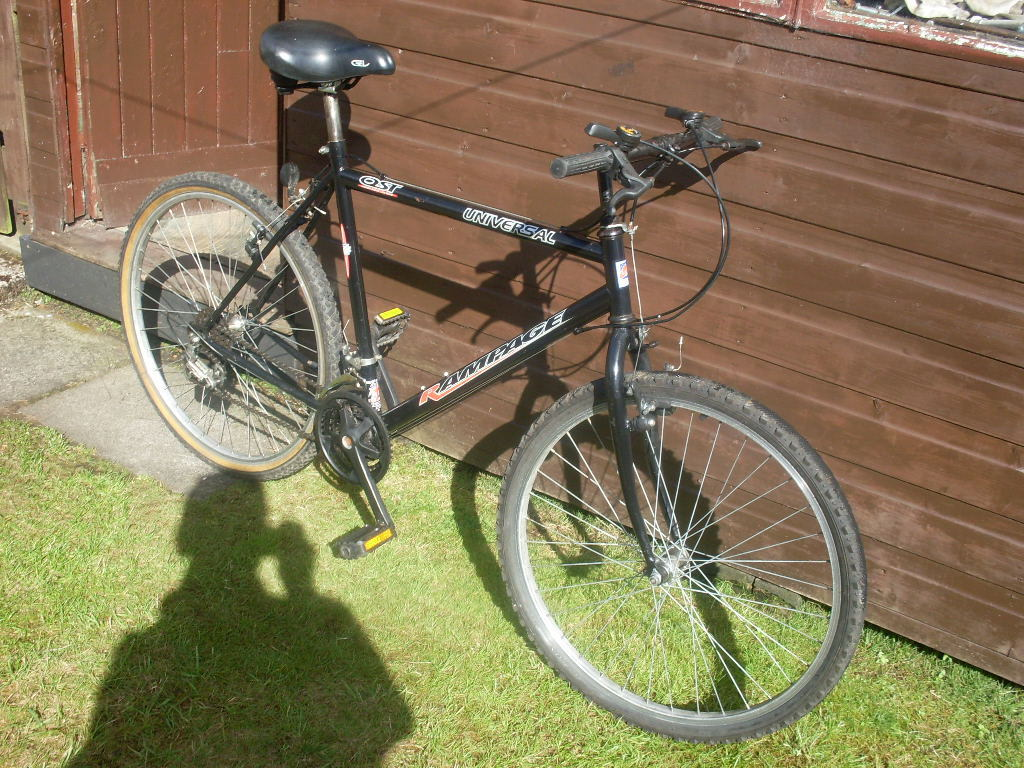 bike for sale . mens 21'' mountain bike