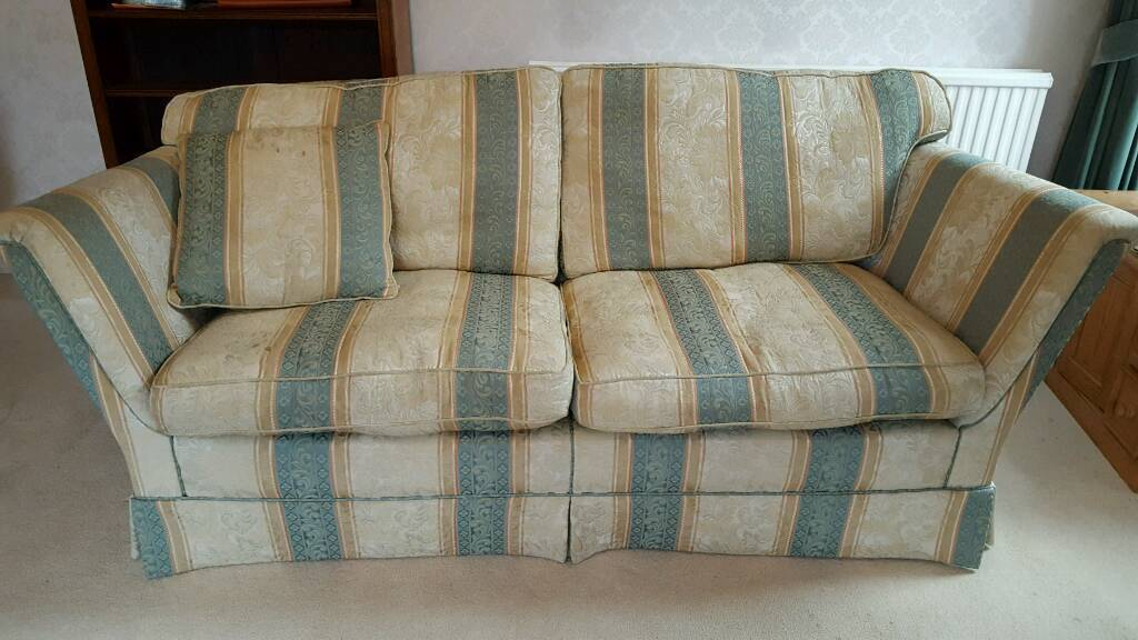 FREE 3 piece suite - 2 seater, 3 seater and chair