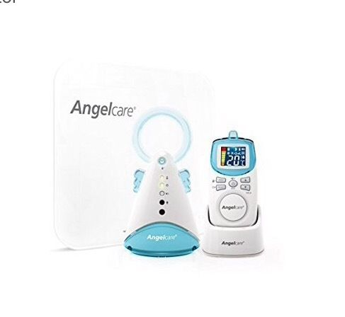 Brand new in box Angelcare movement & sound baby monitor brand new!