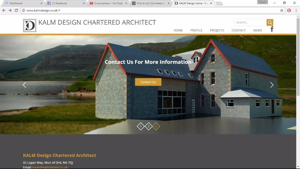 KALM Design Chartered Architect