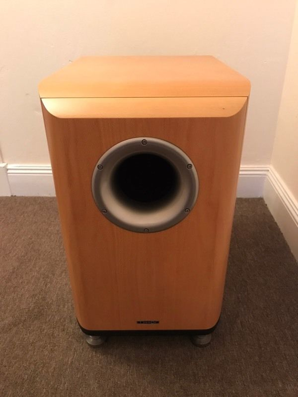 Mission M5AS Active Subwoofer