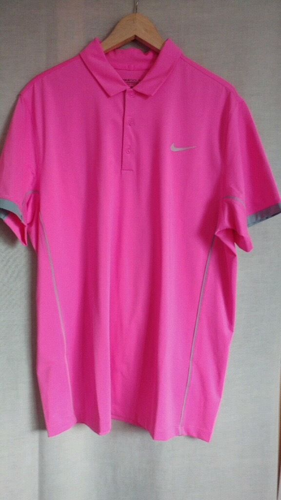 Men's Nike Modern Tech Polo Shirts
