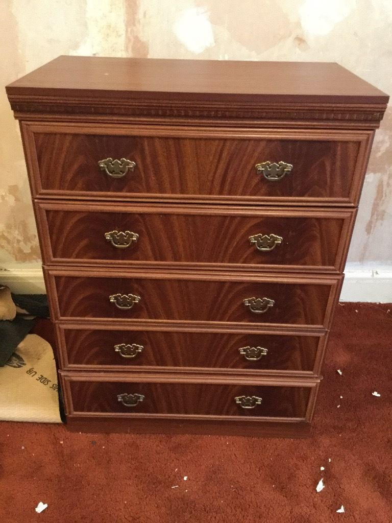 Five draw chest of draws