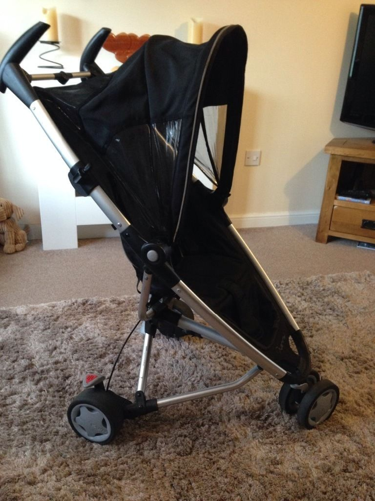 Quinny Zapp Stroller including lots of accessories
