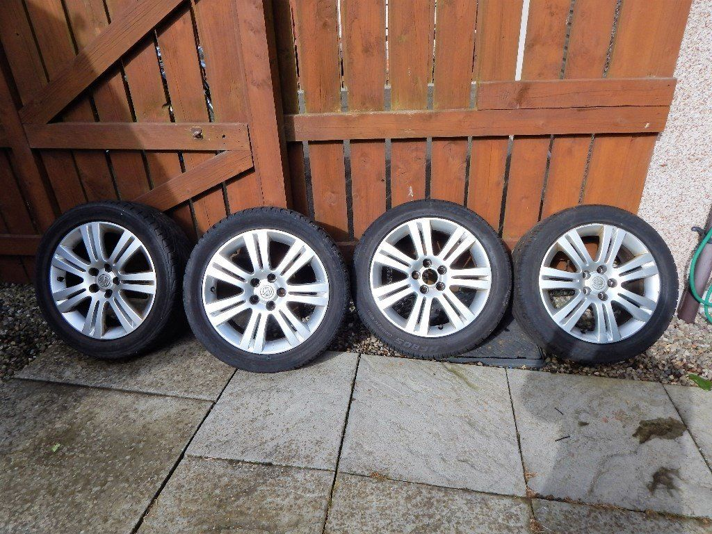Vauxhall Vectra alloy wheels and tyres