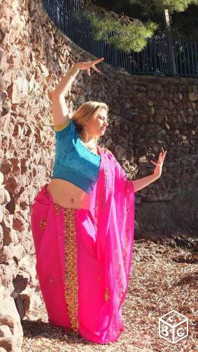 Spectacle Danse ORIENTALE - BOLLYWOOD animation