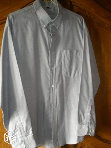 Chemises homme taille 5