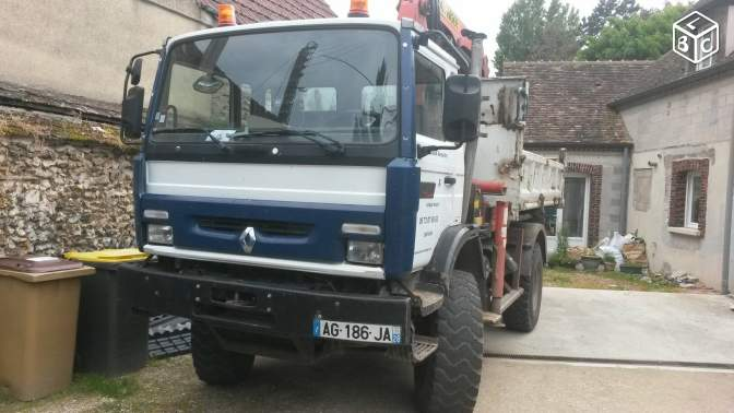 Camion Renault M210 4x4