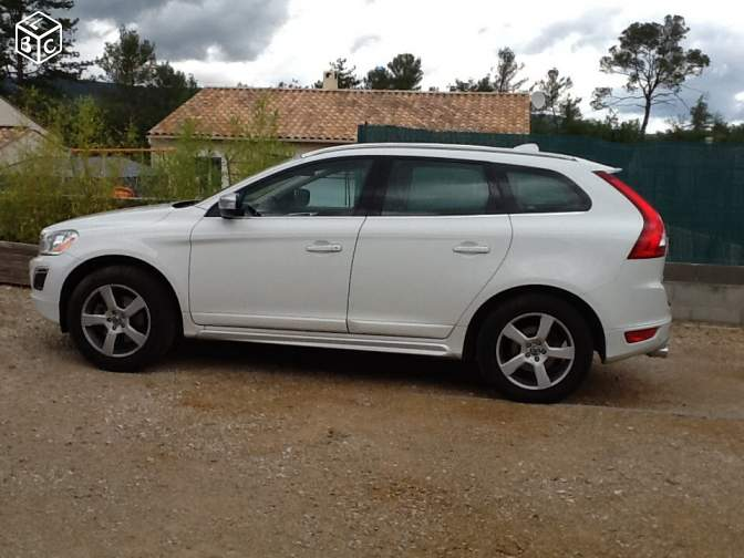 Volvo Xc 60 D5 215 AWD R-design Geartronic