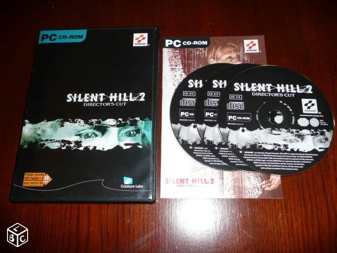 Silent Hill 2 - 3 - 4 - PC -
