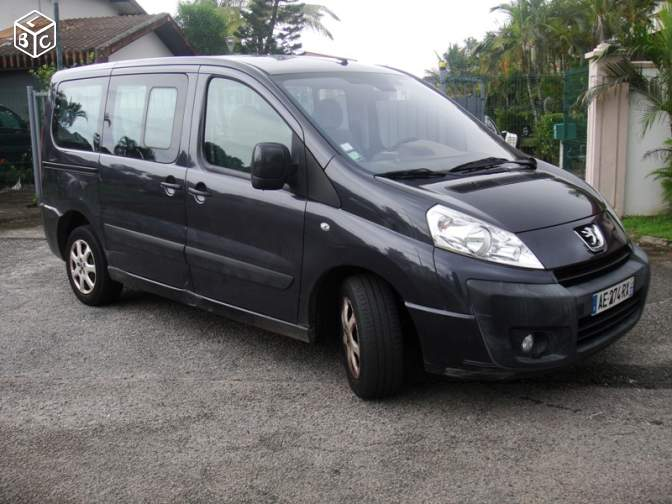 Peugeot Expert Tepee 2.0 8 places