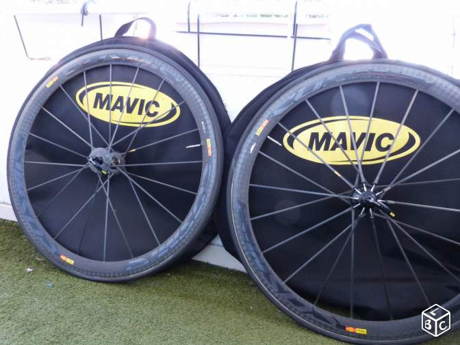 Roues mavic cosmic ultimate