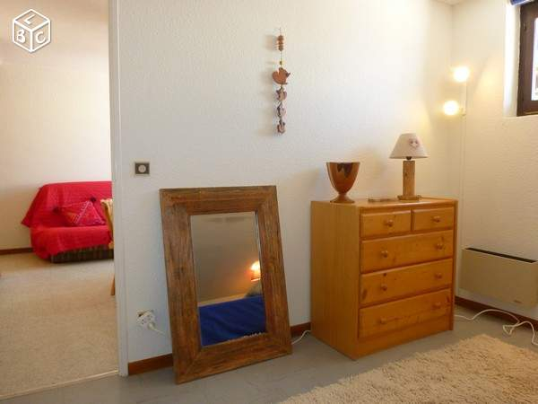Appart,6 pers, alpe d'huez,2ch,45m²,390€ semaine
