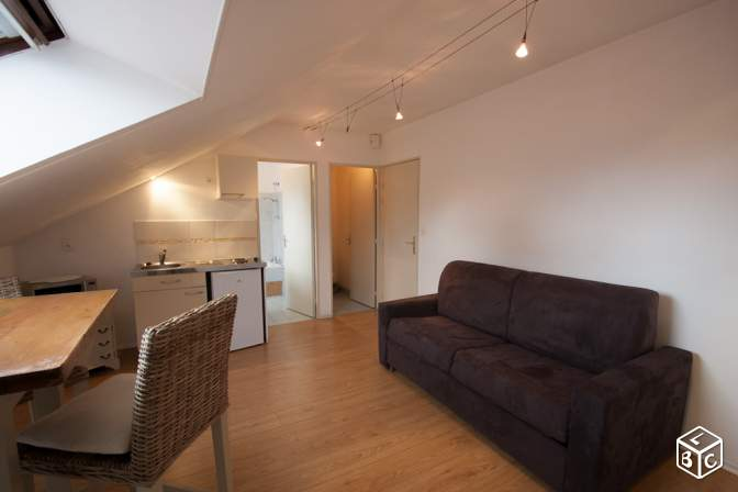 Studio Dinard Parking : 120 € du 27 au 30 Juillet