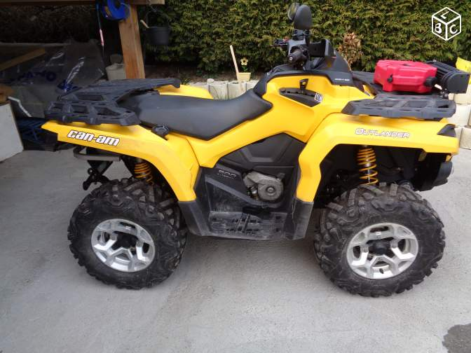 Can-Am OUTLANDER G2 500