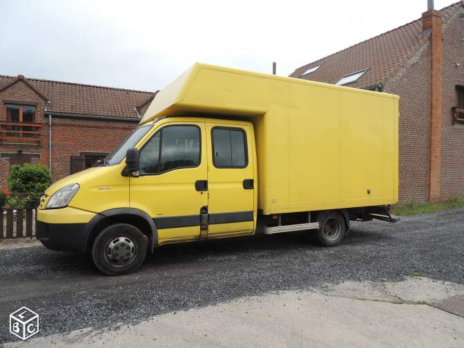 IVECO DAILY Double Cabine