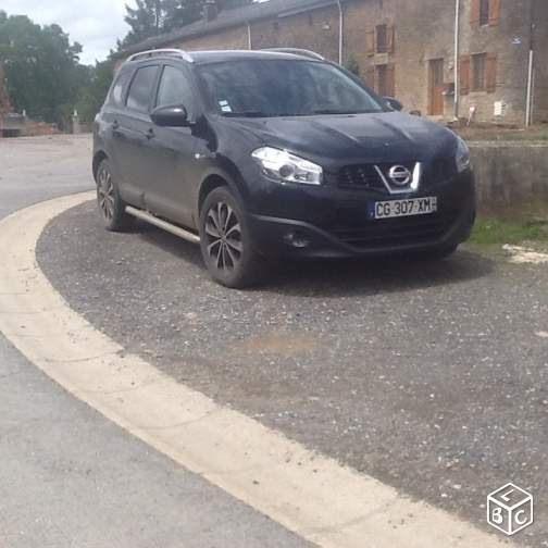 Nissan Qashqai +2 Connect All-Mode Essence 140 CH