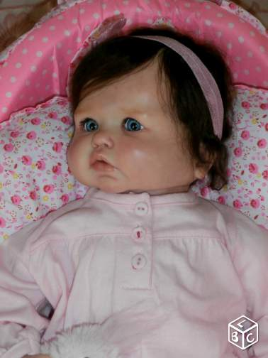 Adorable reborn Lilly-Rose