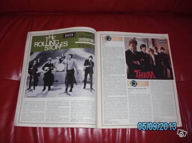 Rolling Stone n°10 1988 : 100 meilleurs 45 tours