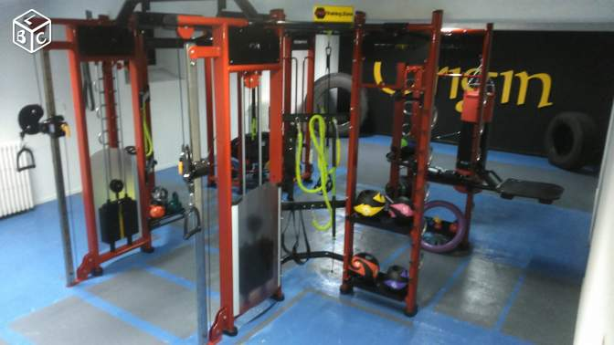 Crossfit cage neuve musculation