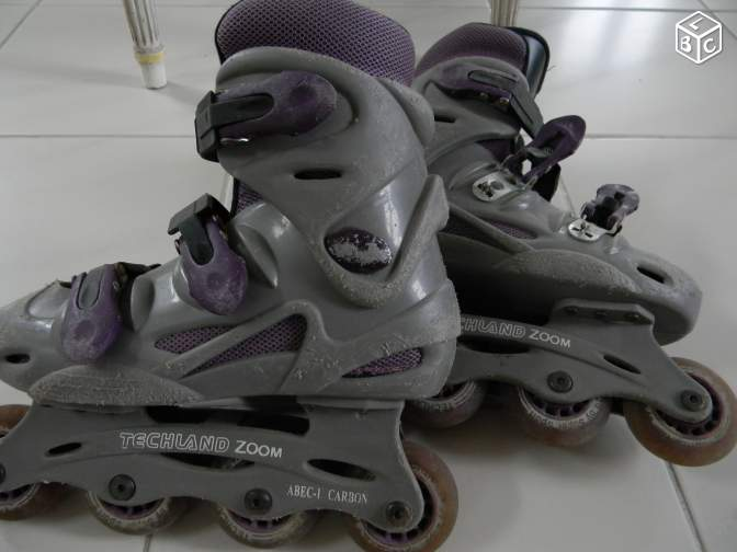 Rollers taille 34/35