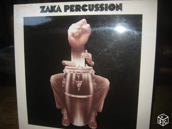 Zaka Percussion 33 tours