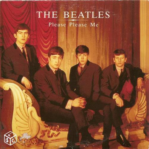 The Beatles Please please me cd rare