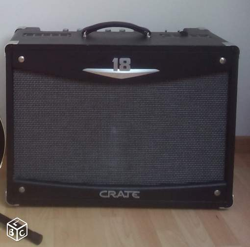 Crate V18 (tout lampes)